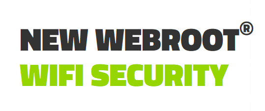Webroot WiFi Security